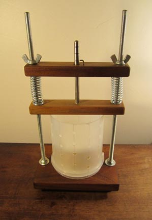 Cheese Press-o-lator Mark II